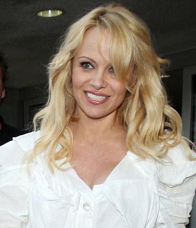 Pamela Anderson Positive Attitude