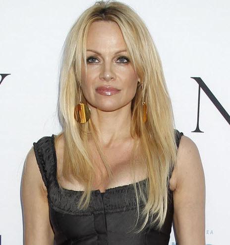 Pamela Anderson UNITY film premiere